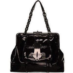 "Auth. Tracy Reese ""Edie"" Frame Handbag"